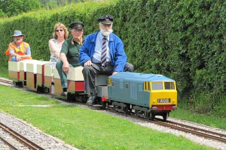 Bentley Miniature Railway